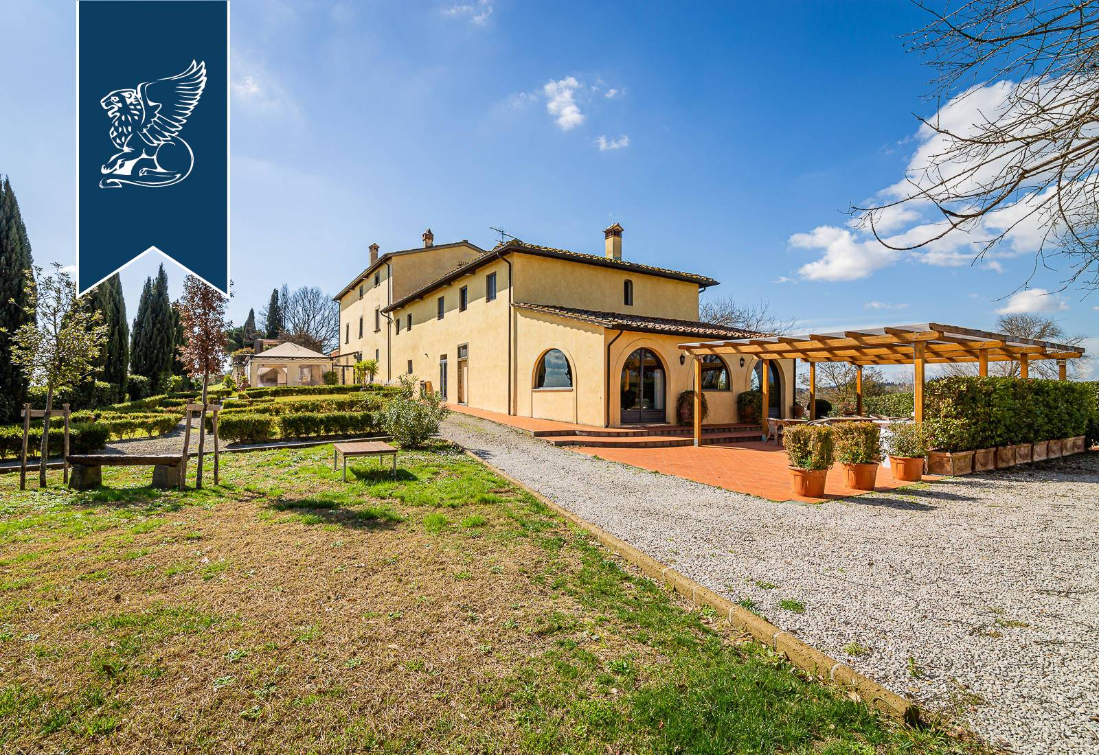 Villa in Vendita a Vinci: 0 locali, 2120 mq - Foto 4