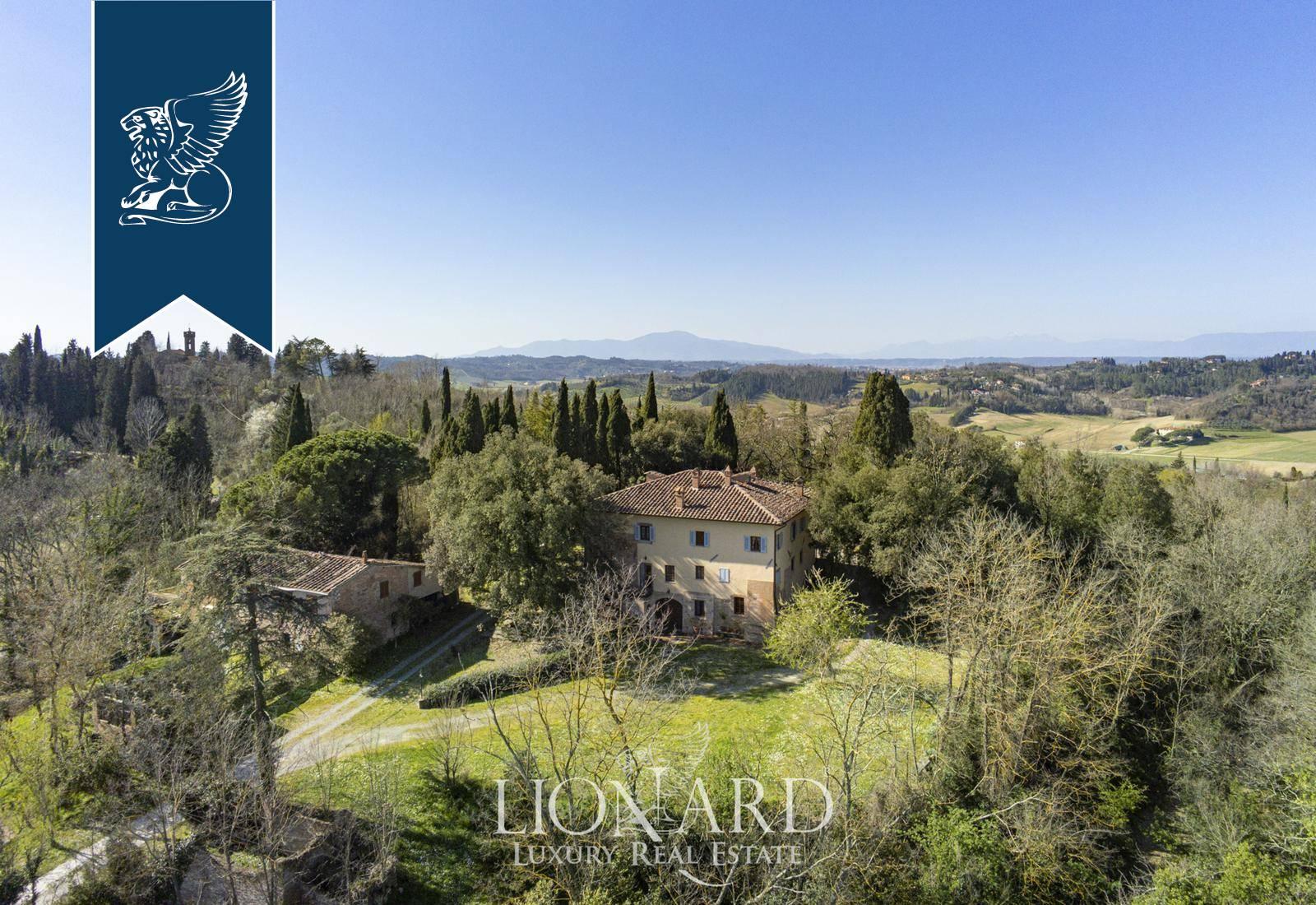 Villa in Vendita a San Miniato: 0 locali, 1215 mq - Foto 1