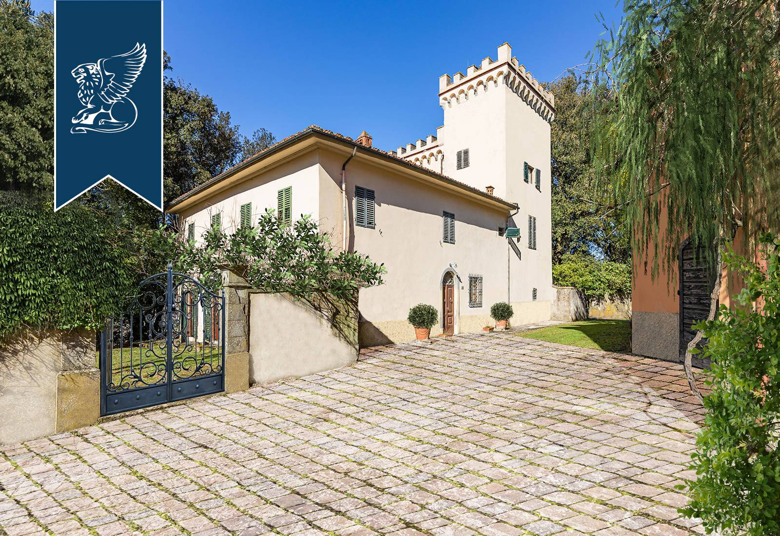 Villa in Vendita a Reggello: 0 locali, 1000 mq - Foto 5