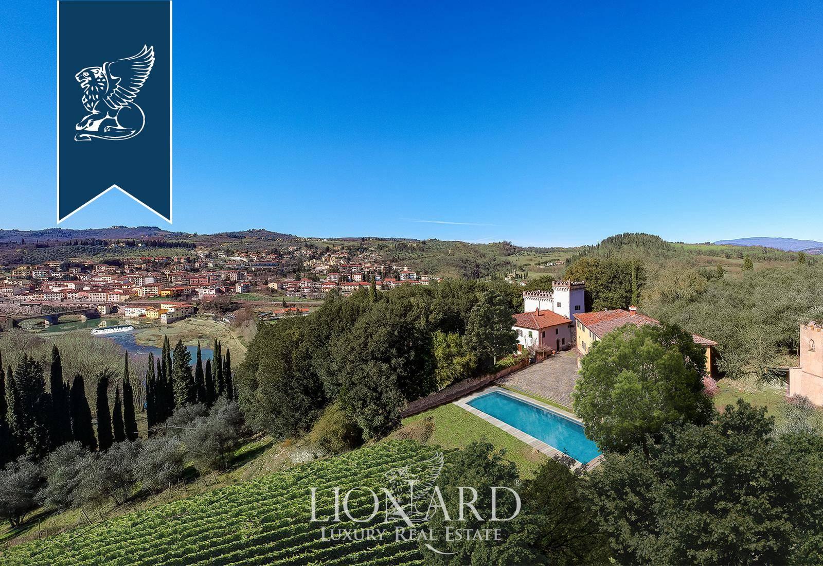 Villa in Vendita a Reggello: 0 locali, 1000 mq - Foto 2