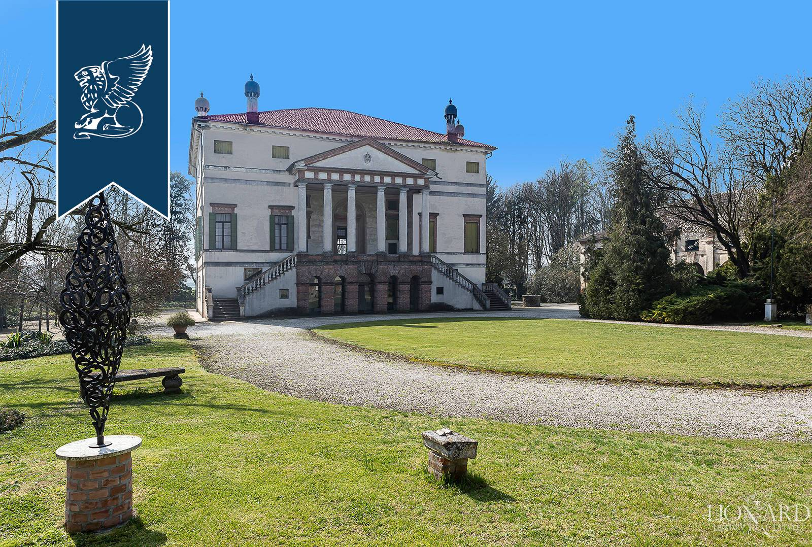 Villa in Vendita a Fratta Polesine: 0 locali, 1200 mq - Foto 1
