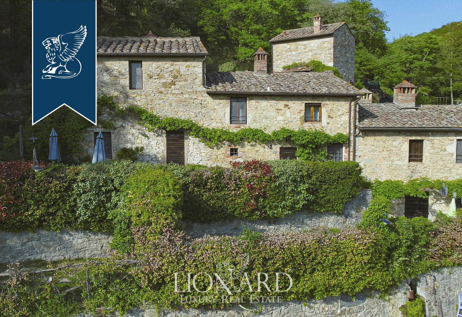 Agriturismo in Vendita a Castellina In Chianti: 0 locali, 650 mq - Foto 3