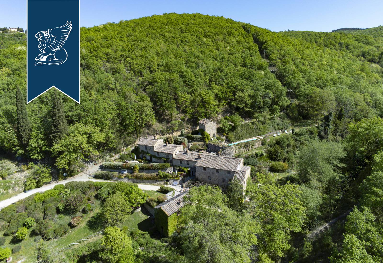 Agriturismo in Vendita a Castellina In Chianti: 0 locali, 650 mq - Foto 5