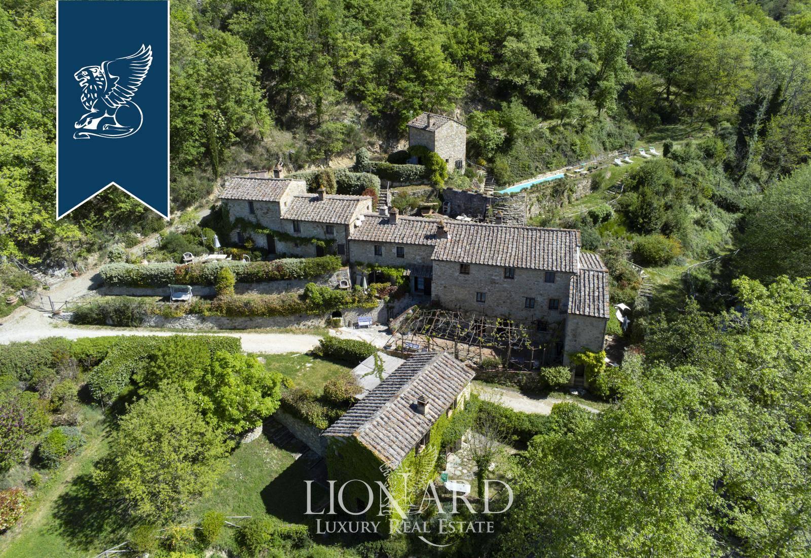 Agriturismo in Vendita a Castellina In Chianti: 0 locali, 650 mq - Foto 7