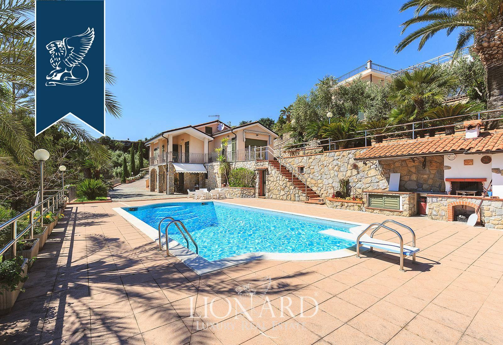 Villa in Vendita a Bordighera: 0 locali, 400 mq - Foto 1
