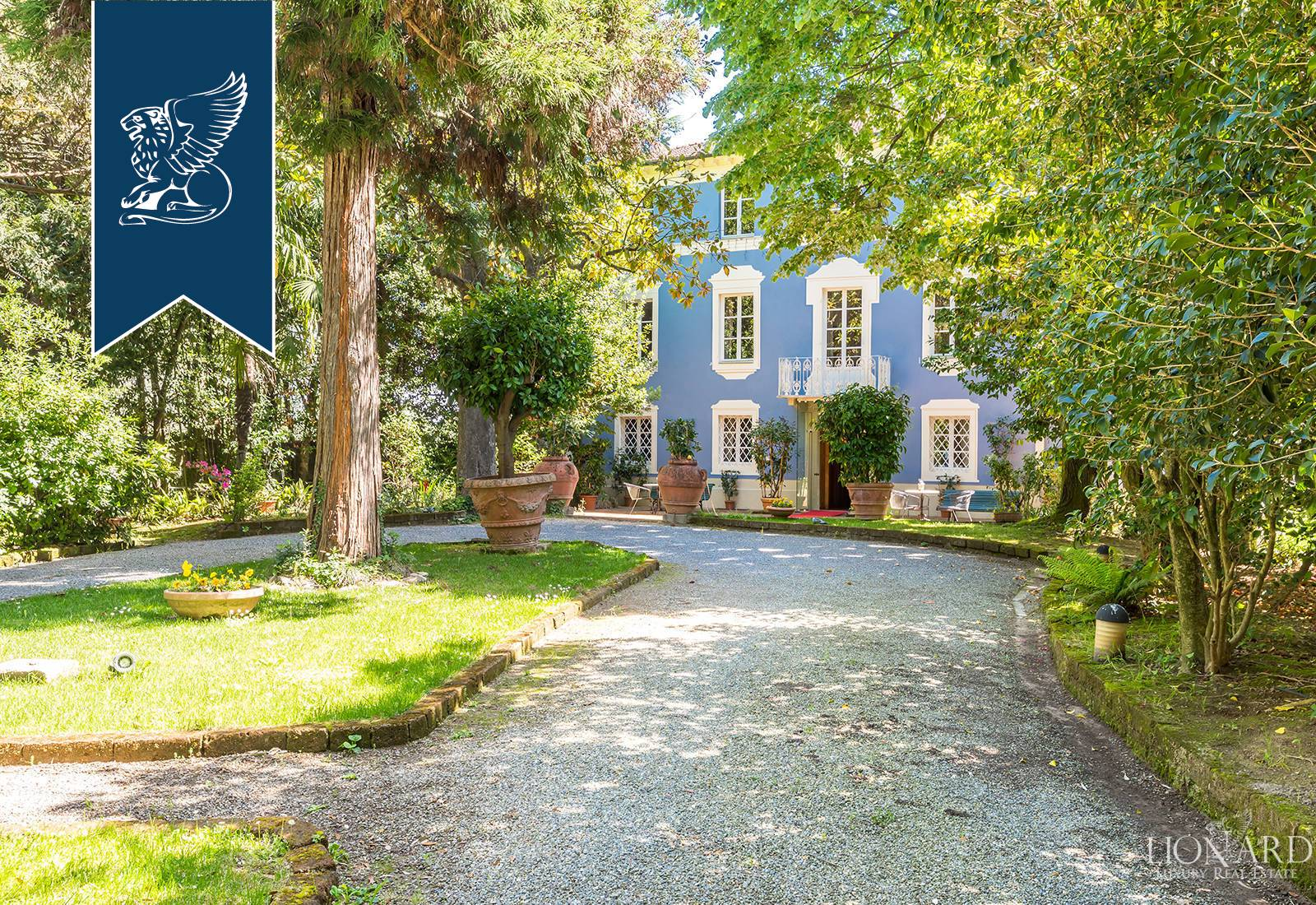 Villa in Vendita a Lucca: 0 locali, 1200 mq - Foto 4