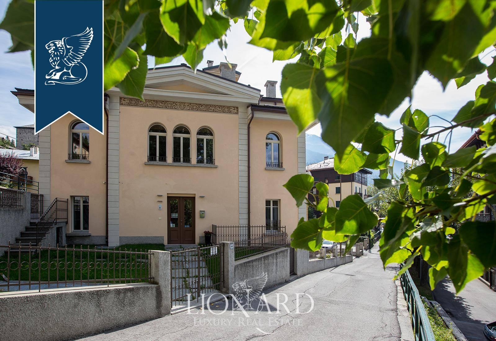 Villa in Vendita a Bormio