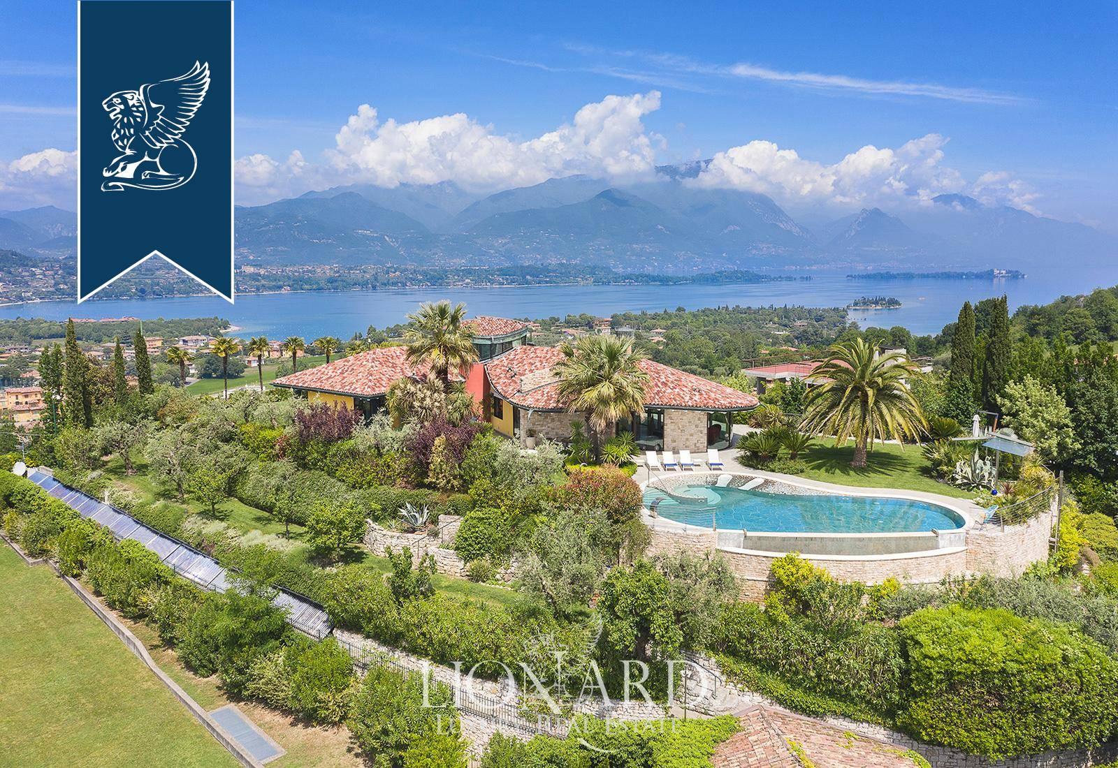 Villa in Vendita a Manerba Del Garda: 0 locali, 800 mq - Foto 3