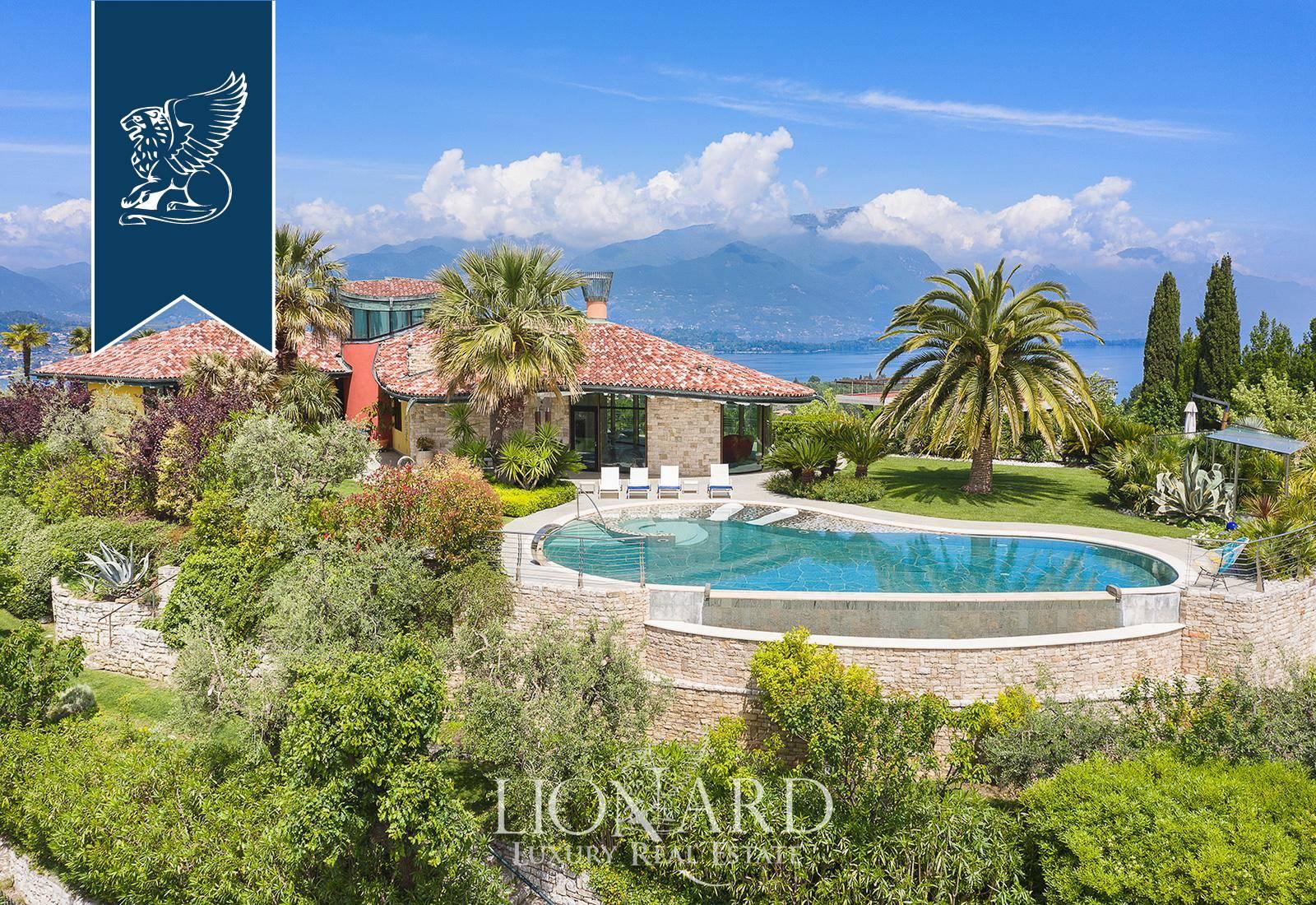 Villa in Vendita a Manerba Del Garda: 0 locali, 800 mq - Foto 2