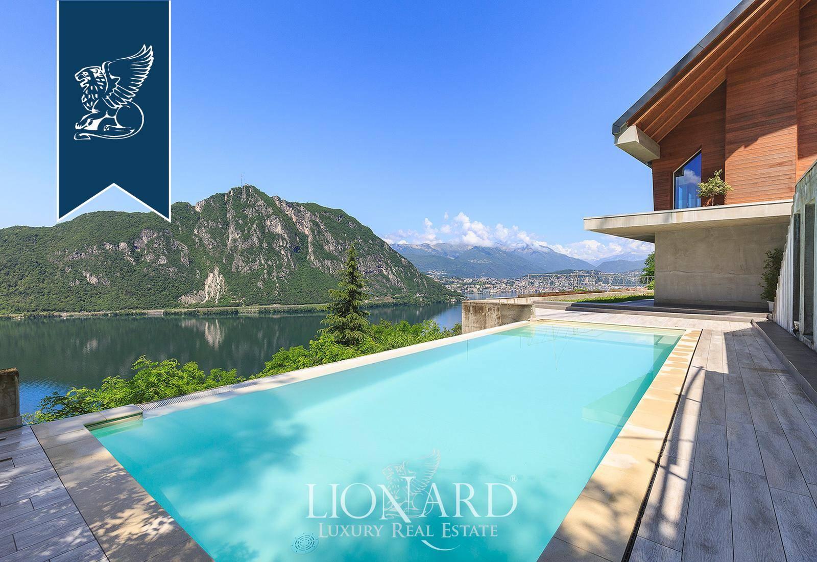 Villa in Vendita a Campione D'Italia: 0 locali, 820 mq - Foto 3