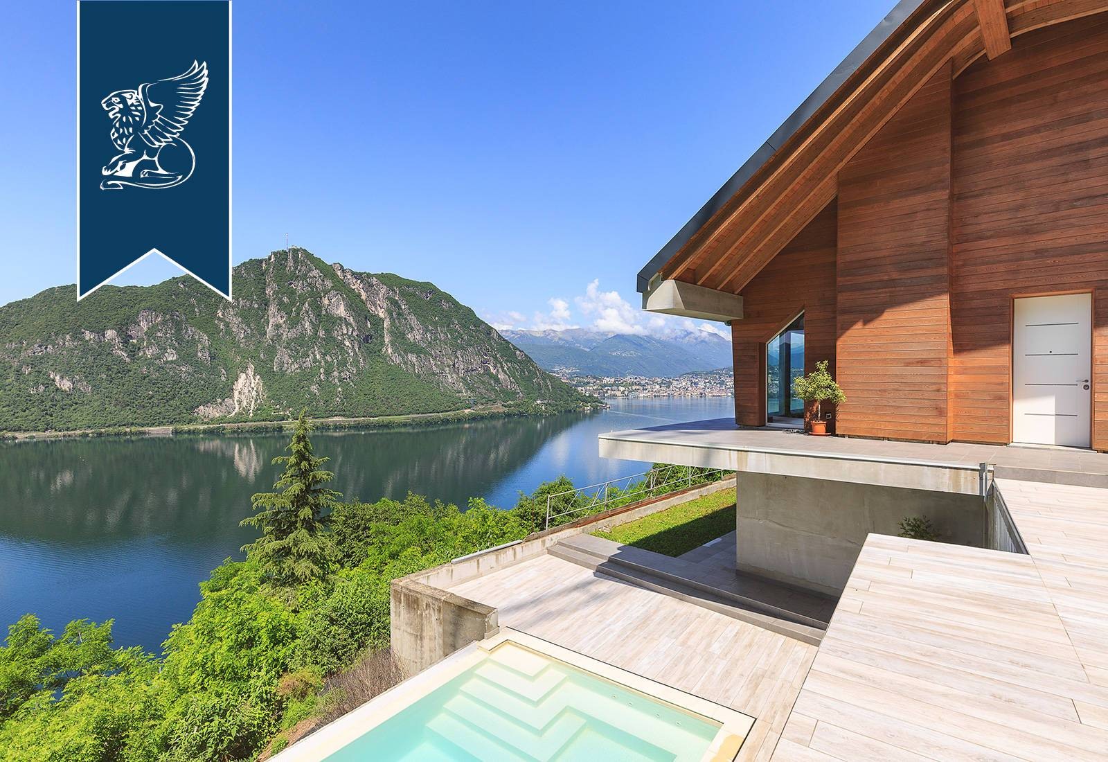 Villa in Vendita a Campione D'Italia: 0 locali, 820 mq - Foto 9