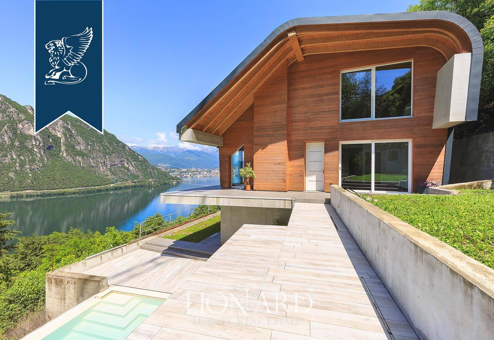 Villa in Vendita a Campione D'Italia: 0 locali, 820 mq - Foto 8