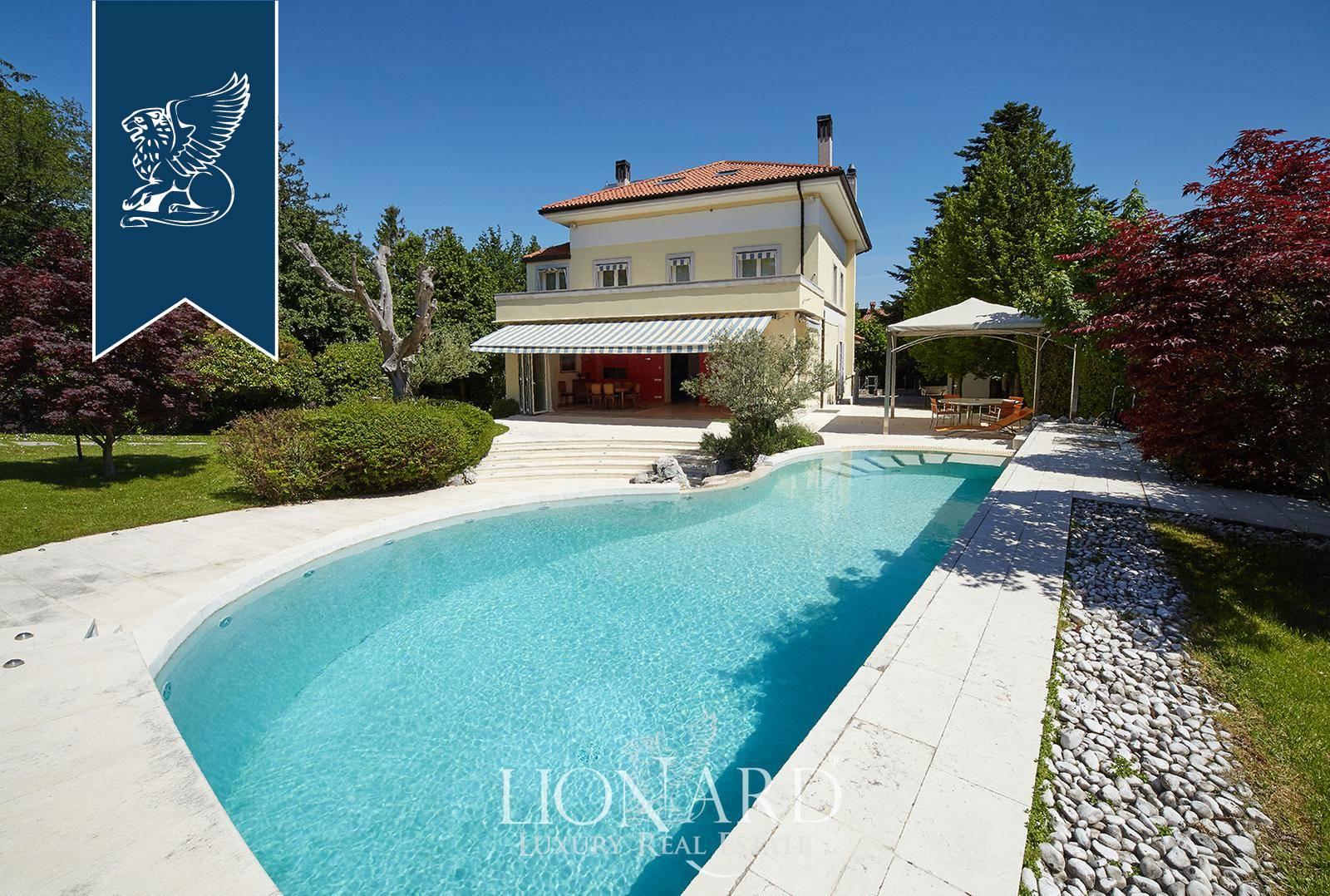 Villa in Vendita a Trieste: 500 mq