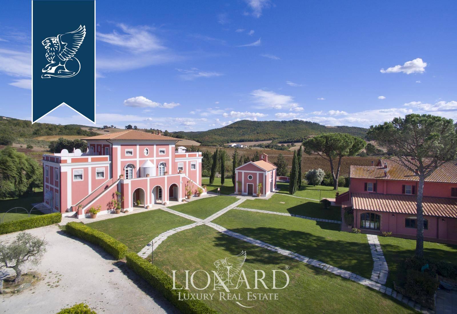Azienda in Vendita a Manciano: 0 locali, 2000 mq - Foto 4