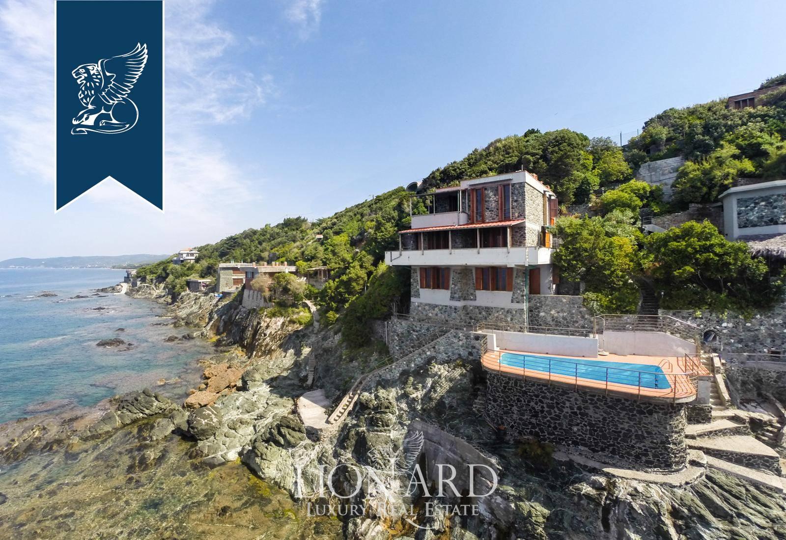 Villa in Vendita a Rosignano Marittimo: 0 locali, 200 mq - Foto 1