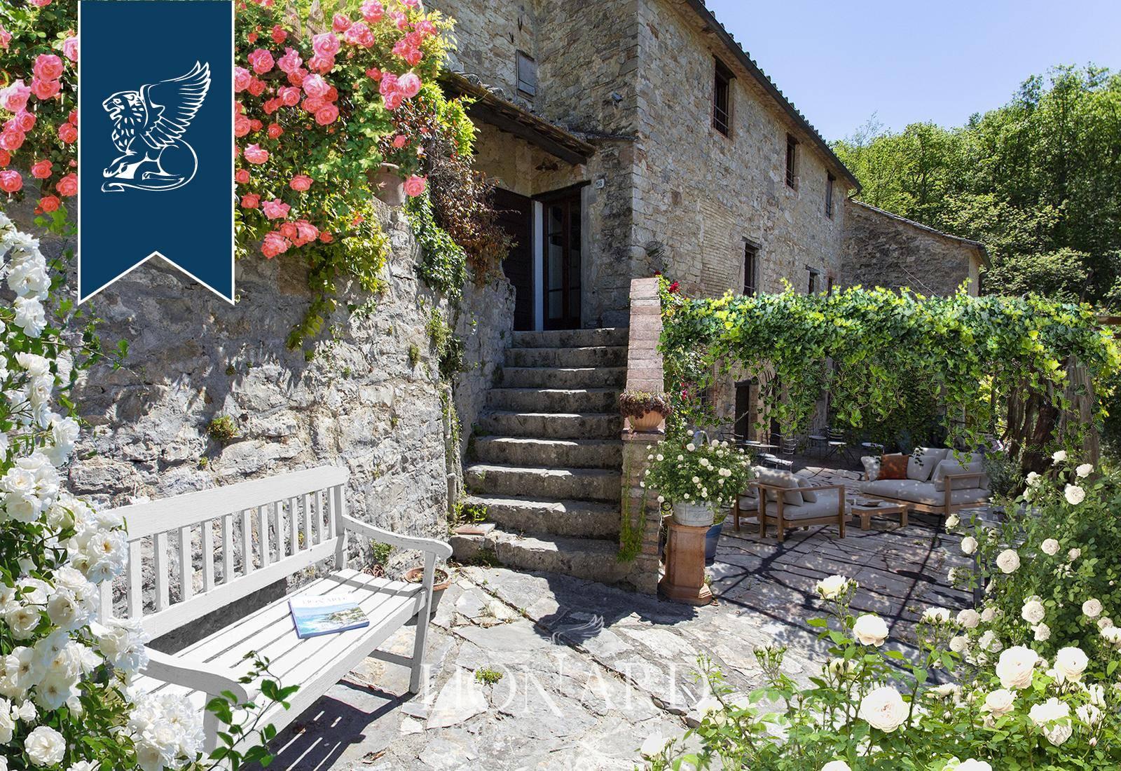 Agriturismo in Vendita a Castellina In Chianti: 0 locali, 650 mq - Foto 4