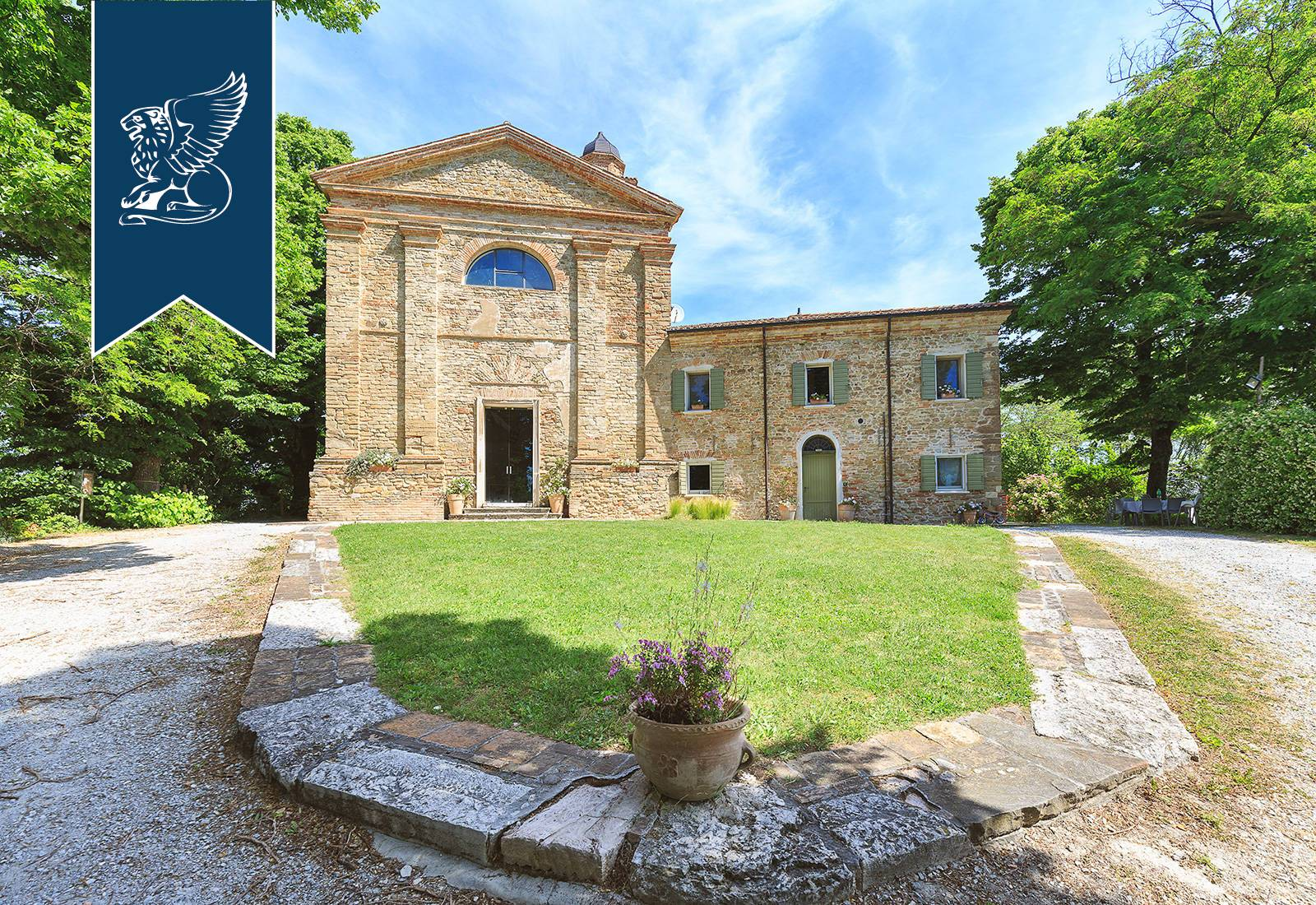 Villa in Vendita a Cesena: 0 locali, 1000 mq - Foto 1