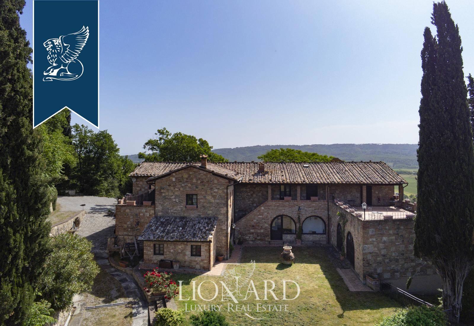 Agriturismo in Vendita a Cetona: 0 locali, 1500 mq - Foto 7