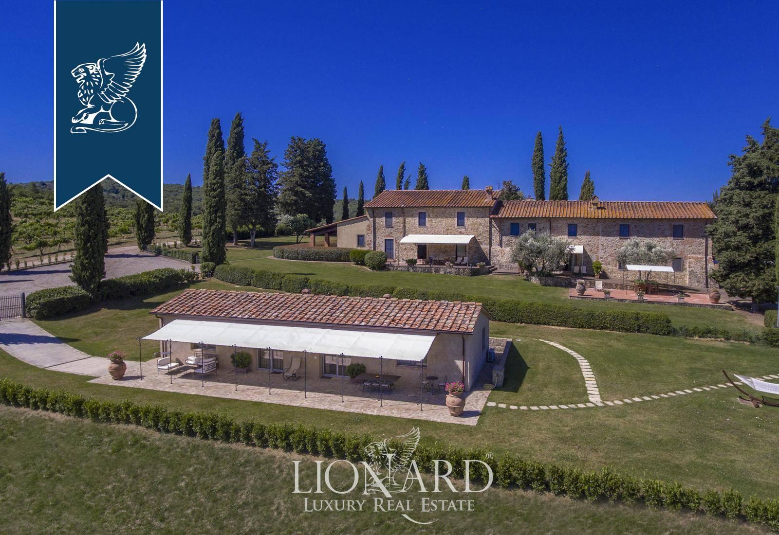 Agriturismo in Vendita a Bucine: 0 locali, 1530 mq - Foto 8