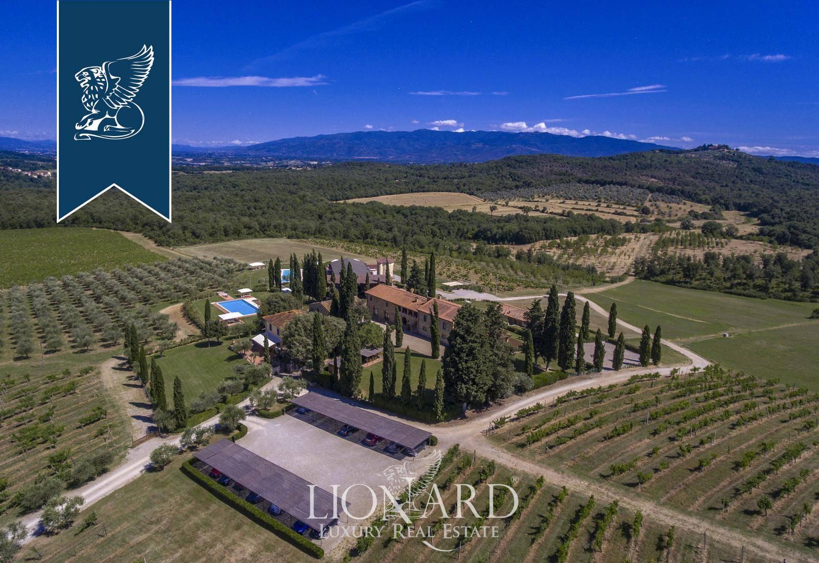 Agriturismo in Vendita a Bucine: 0 locali, 1530 mq - Foto 2