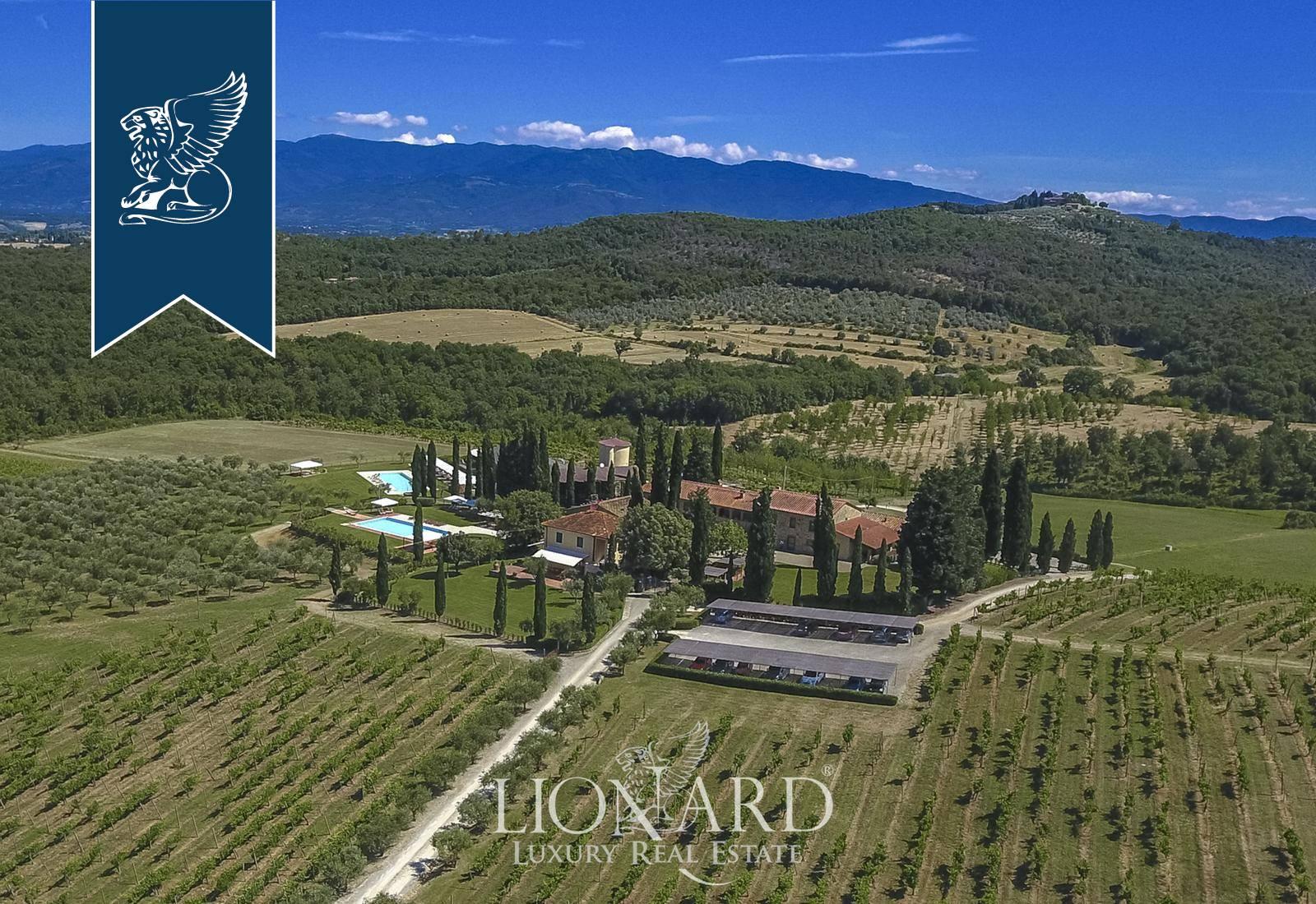 Agriturismo in Vendita a Bucine: 0 locali, 1530 mq - Foto 1