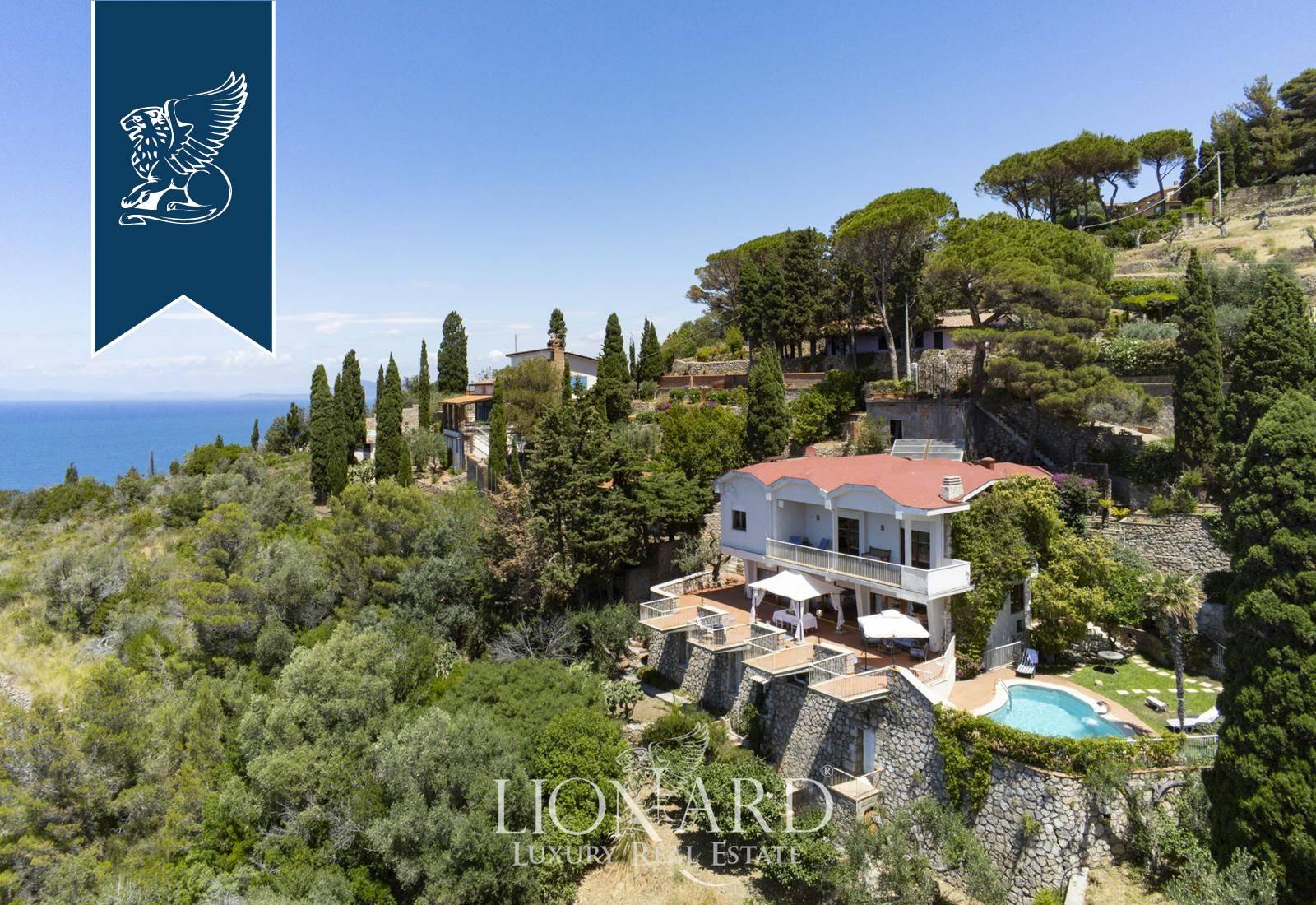 Villa in Vendita a Monte Argentario: 0 locali, 500 mq - Foto 1