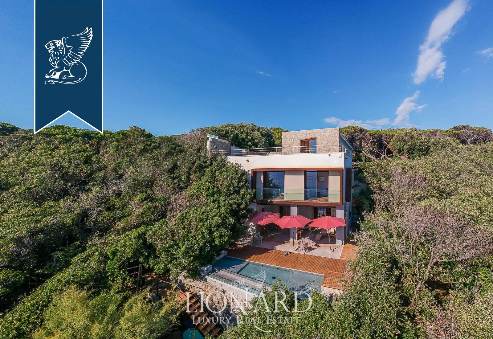 Villa in Vendita a Rosignano Marittimo: 0 locali, 560 mq - Foto 8