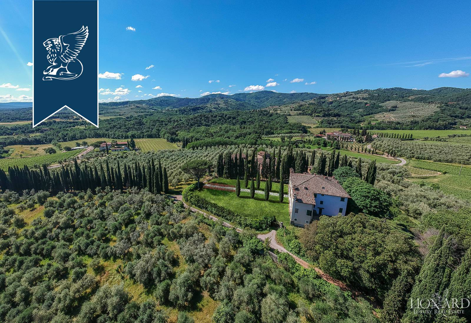 Villa in Vendita a Cavriglia: 0 locali, 3158 mq - Foto 6