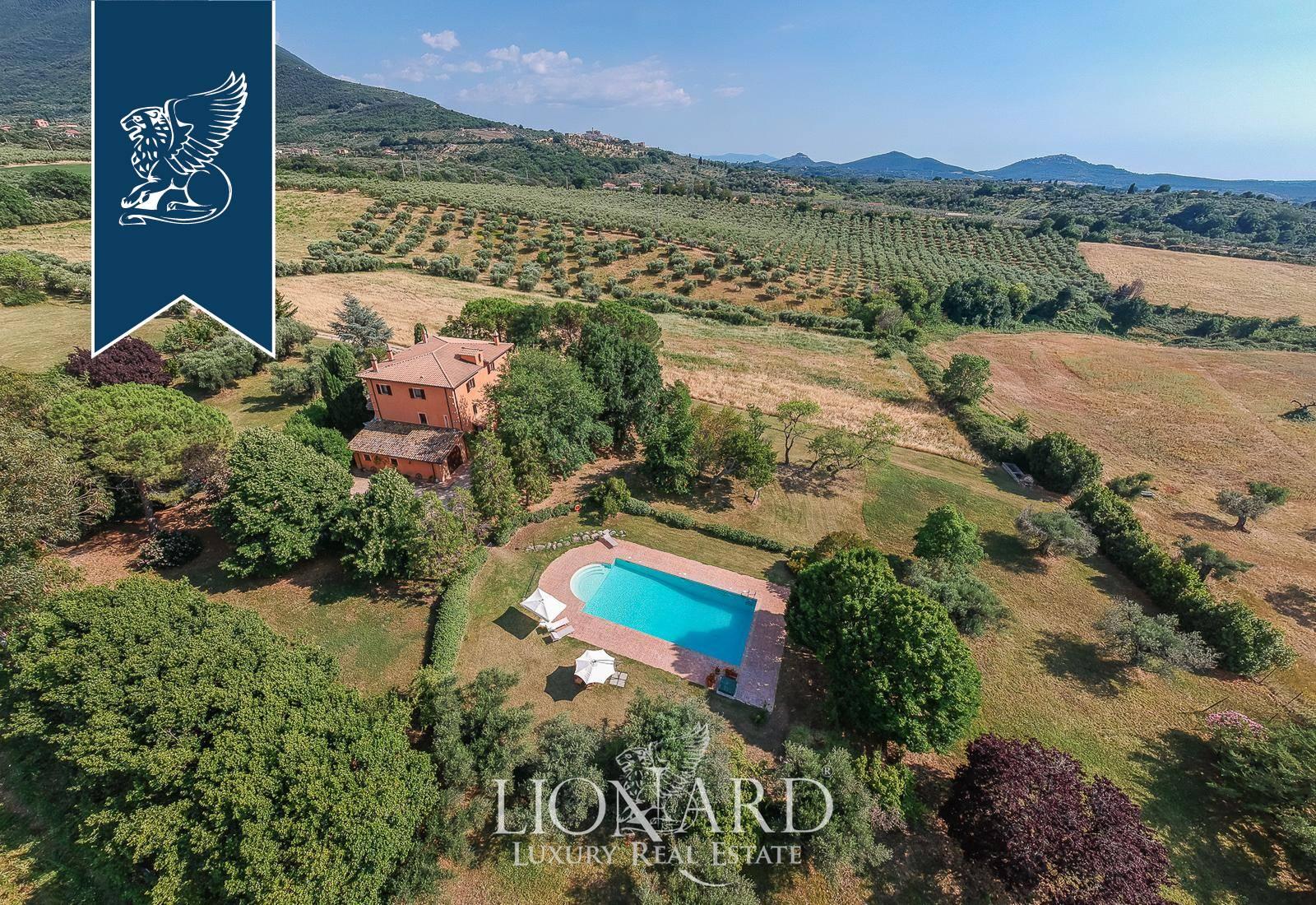Villa in Vendita a Palombara Sabina: 0 locali, 350 mq - Foto 3