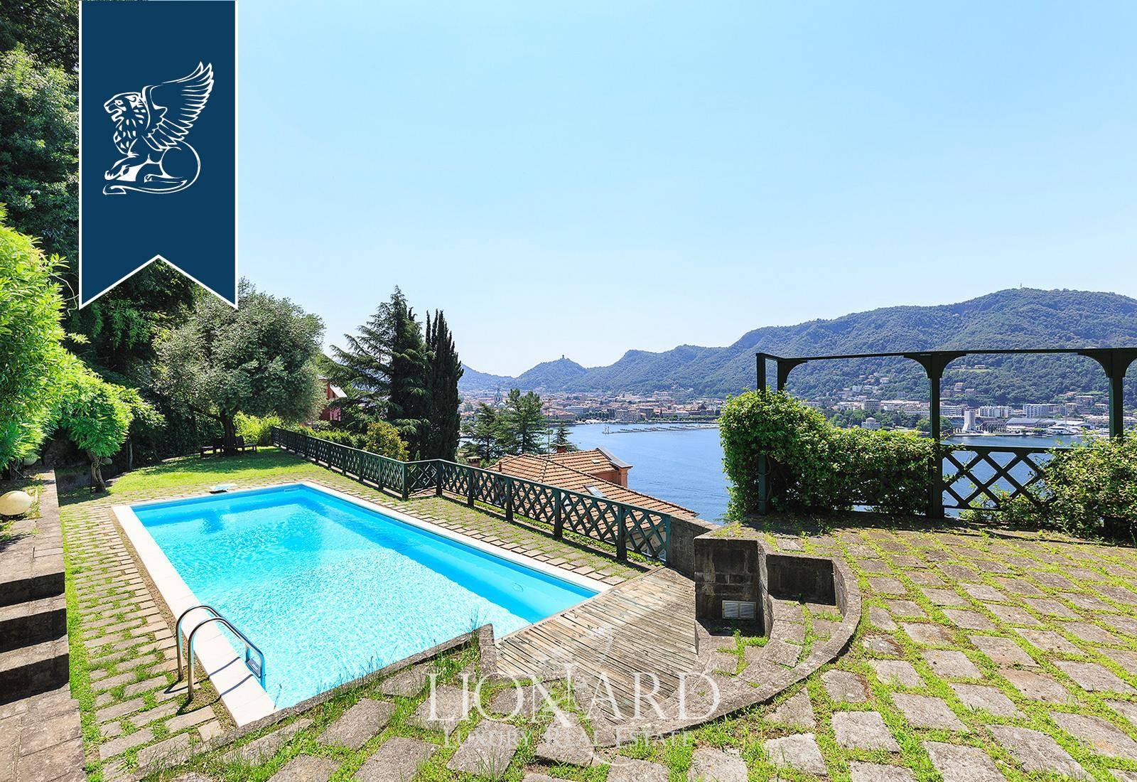 Villa in Vendita a Como: 0 locali, 400 mq - Foto 9