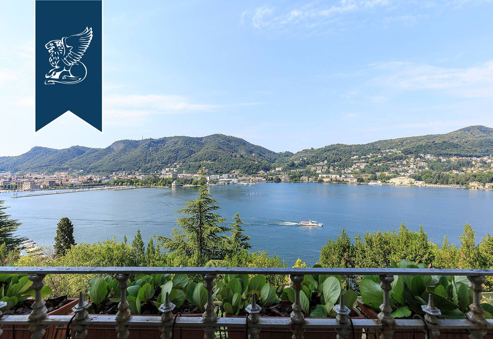 Villa in Vendita a Como: 0 locali, 230 mq - Foto 3