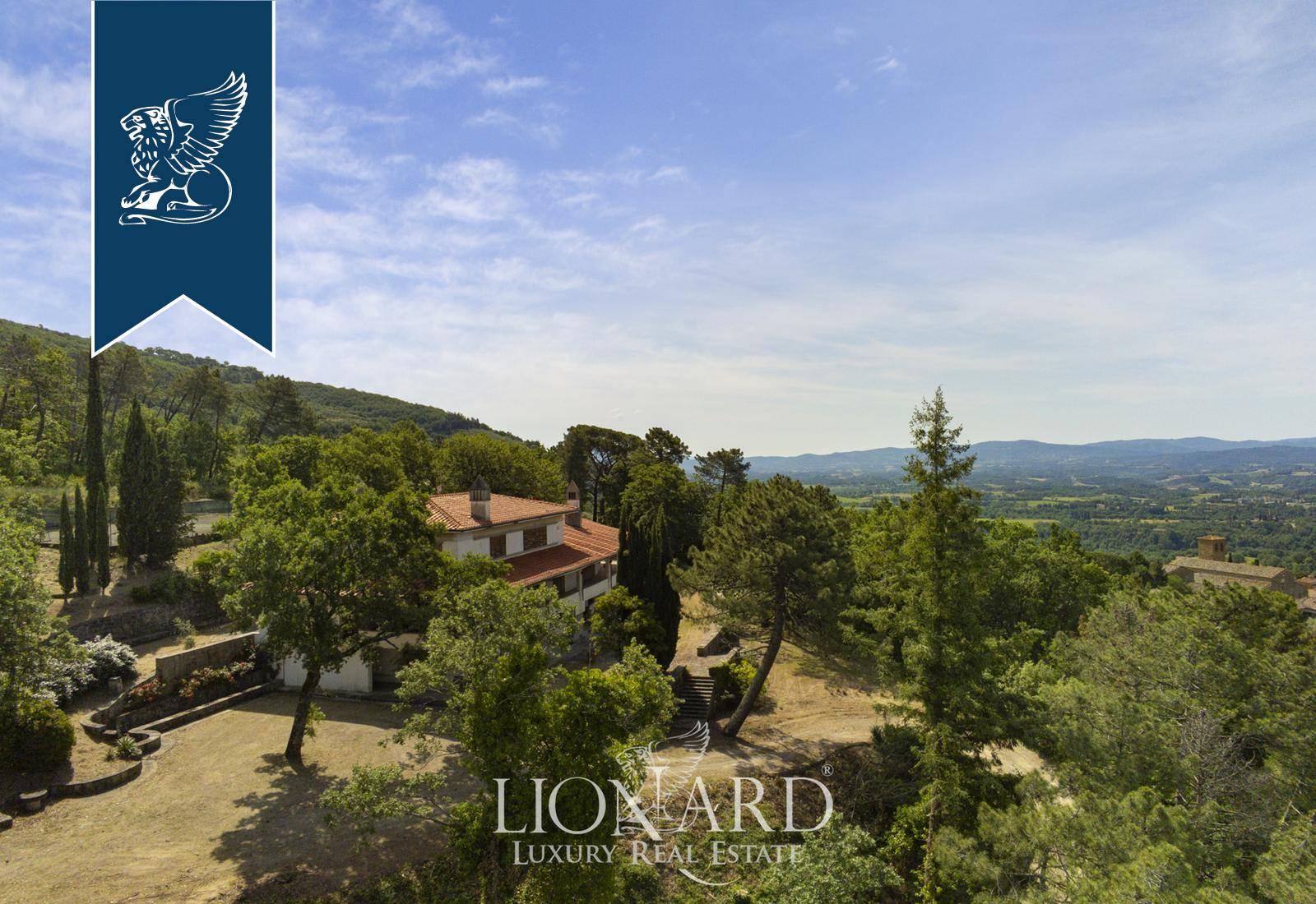 Villa in Vendita a Loro Ciuffenna: 0 locali, 1150 mq - Foto 9