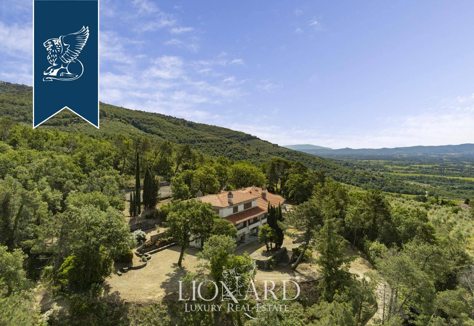 Villa in Vendita a Loro Ciuffenna: 0 locali, 1150 mq - Foto 3
