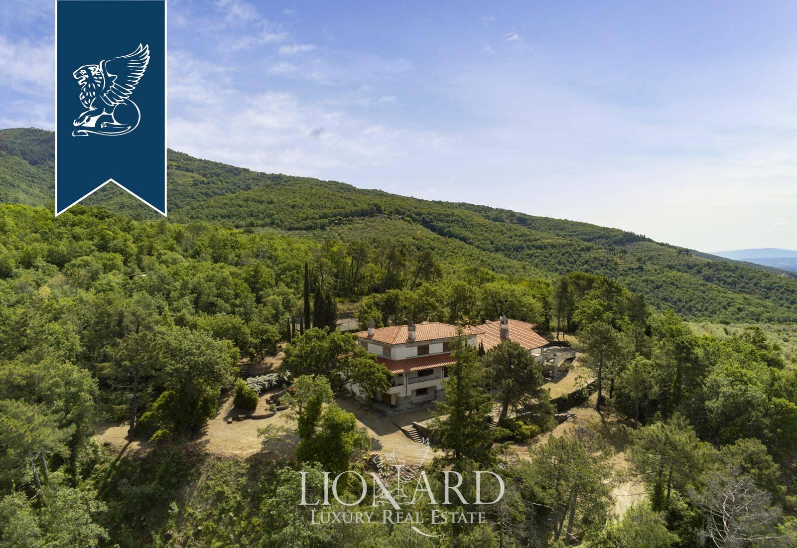 Villa in Vendita a Loro Ciuffenna: 0 locali, 1150 mq - Foto 4