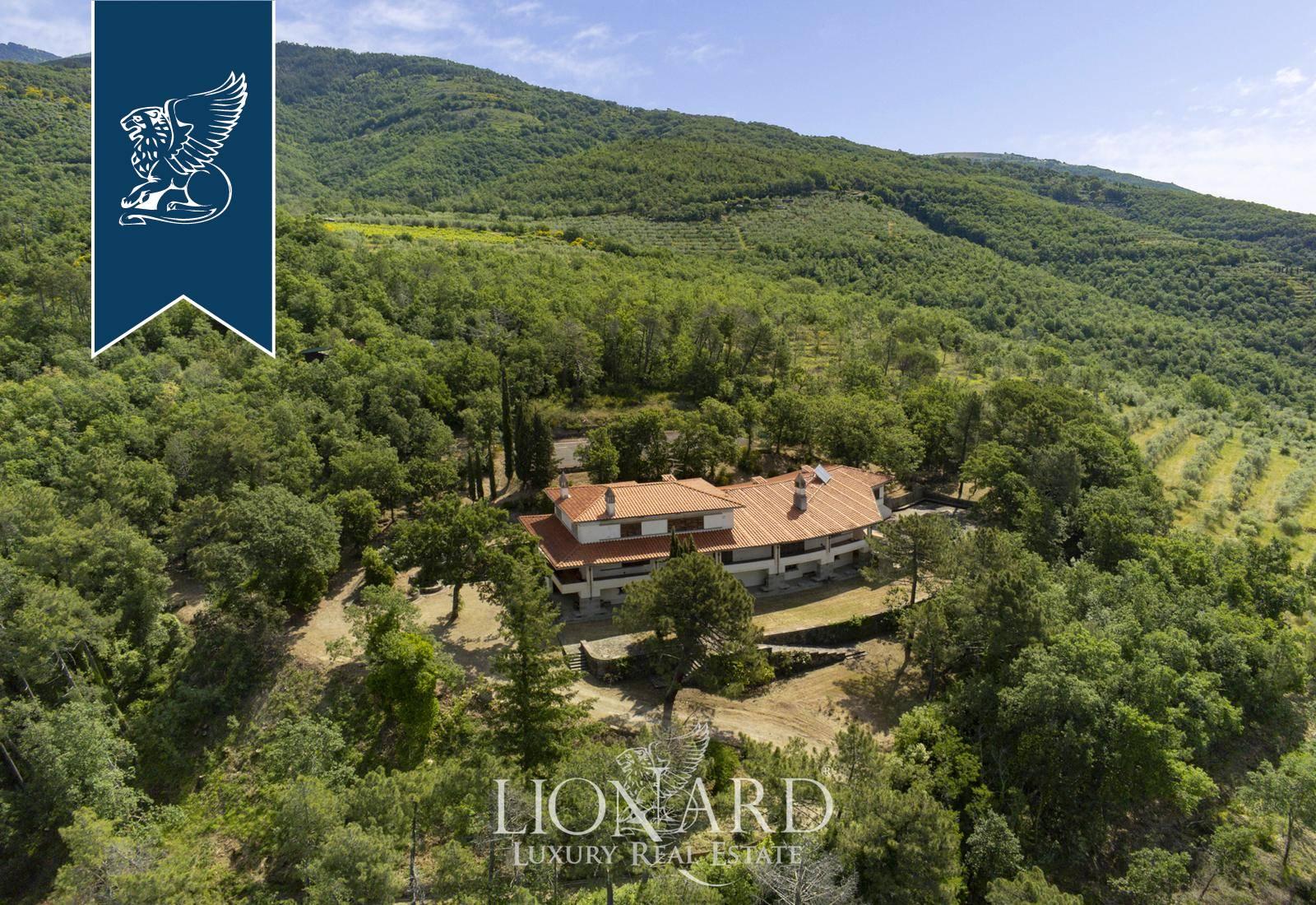 Villa in Vendita a Loro Ciuffenna: 0 locali, 1150 mq - Foto 5