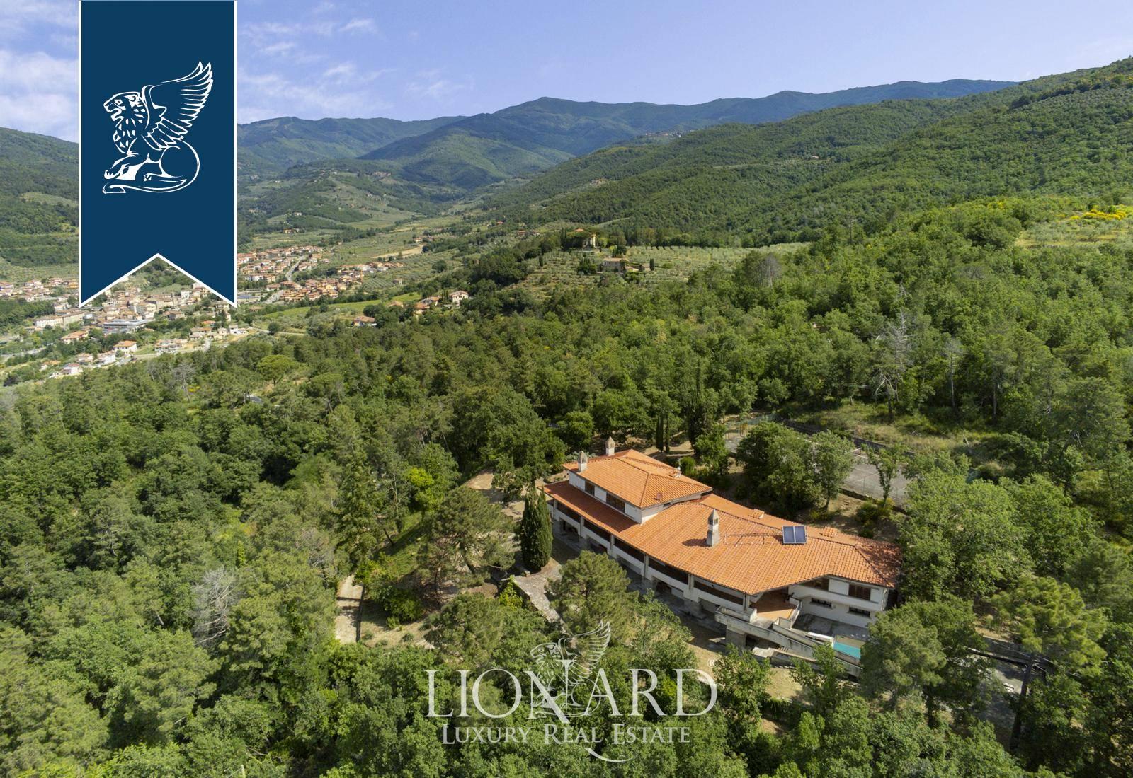 Villa in Vendita a Loro Ciuffenna: 0 locali, 1150 mq - Foto 8