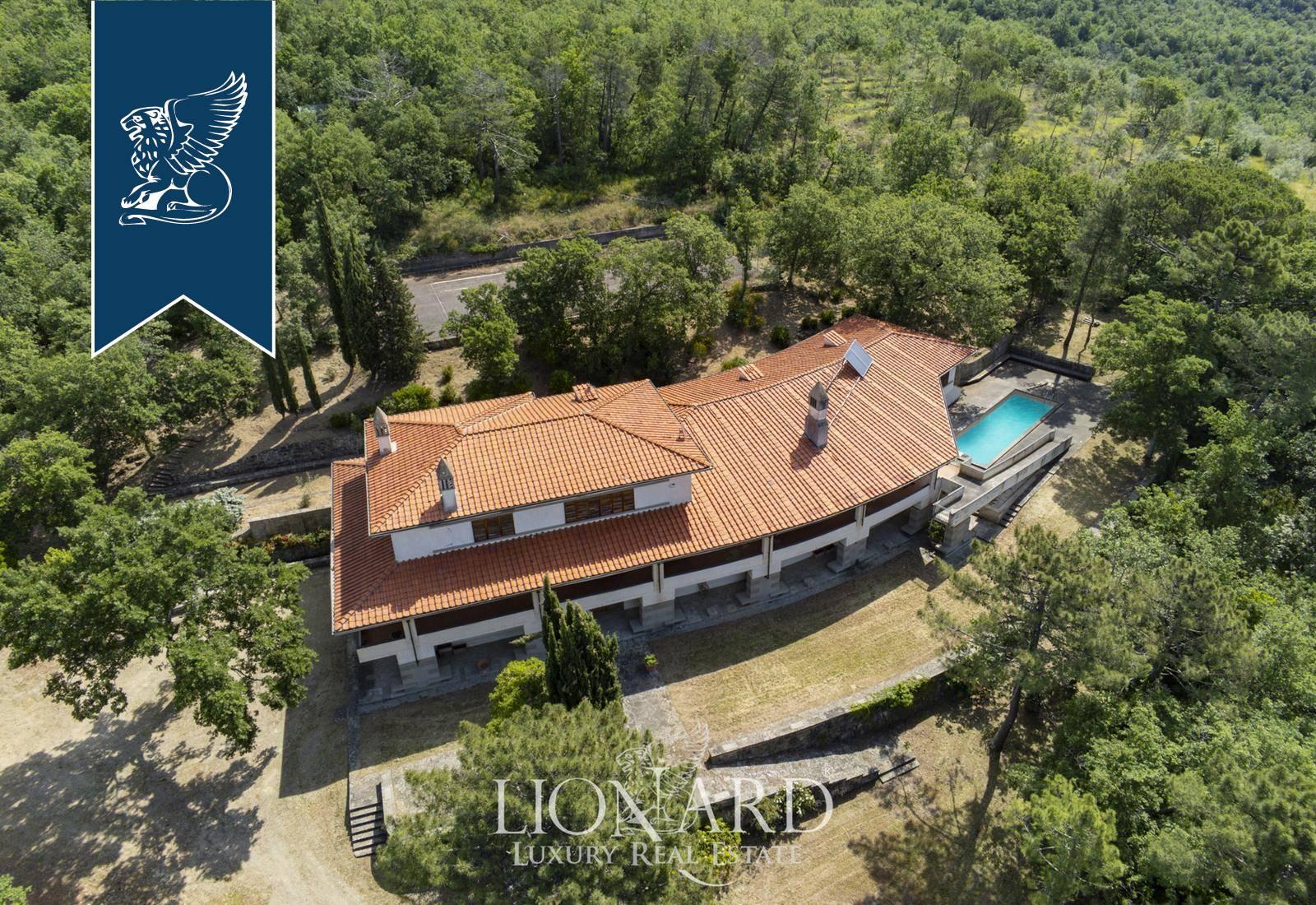 Villa in Vendita a Loro Ciuffenna: 0 locali, 1150 mq - Foto 2