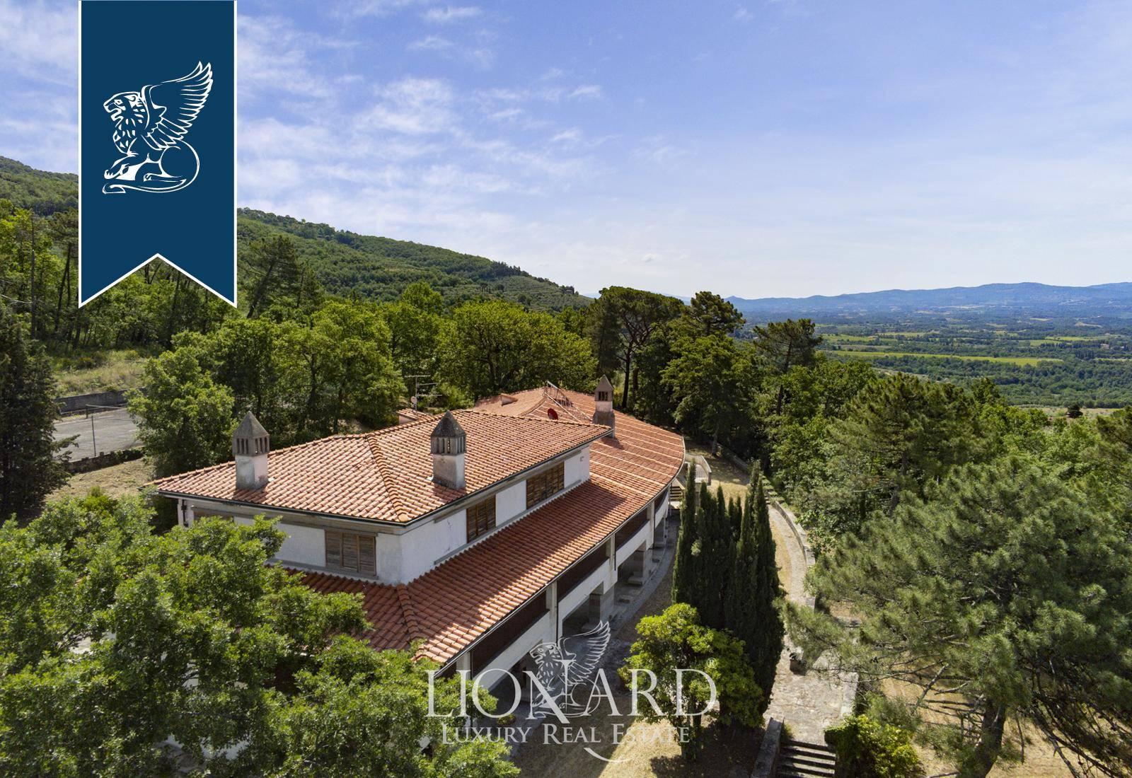 Villa in Vendita a Loro Ciuffenna