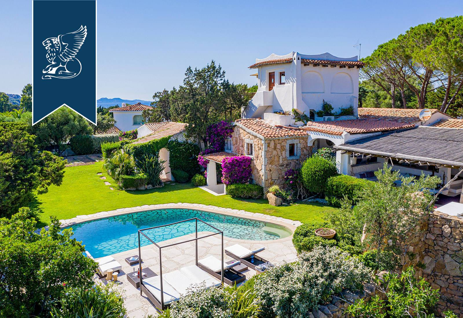 Villa in Vendita a Arzachena: 0 locali, 460 mq - Foto 3