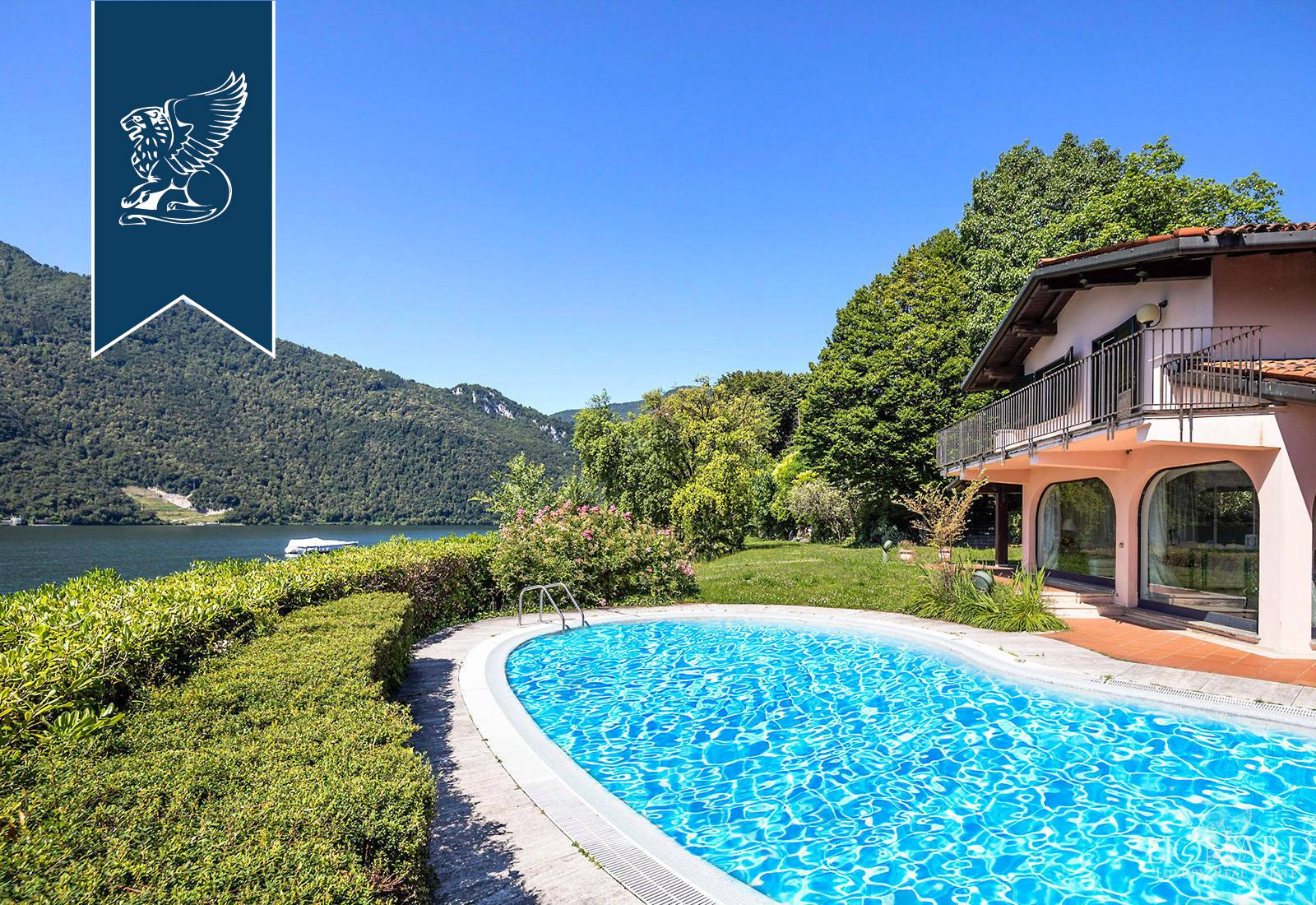Villa in Vendita a Abbadia Lariana: 130 mq  - Foto 1