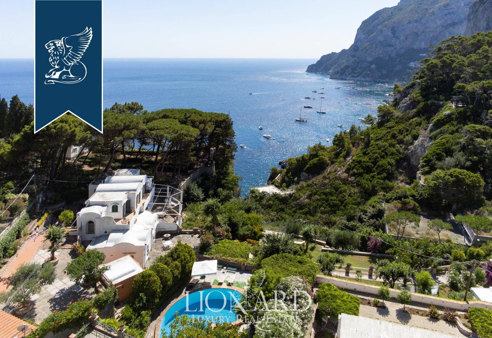 Villa in Vendita a Capri: 0 locali, 260 mq - Foto 5