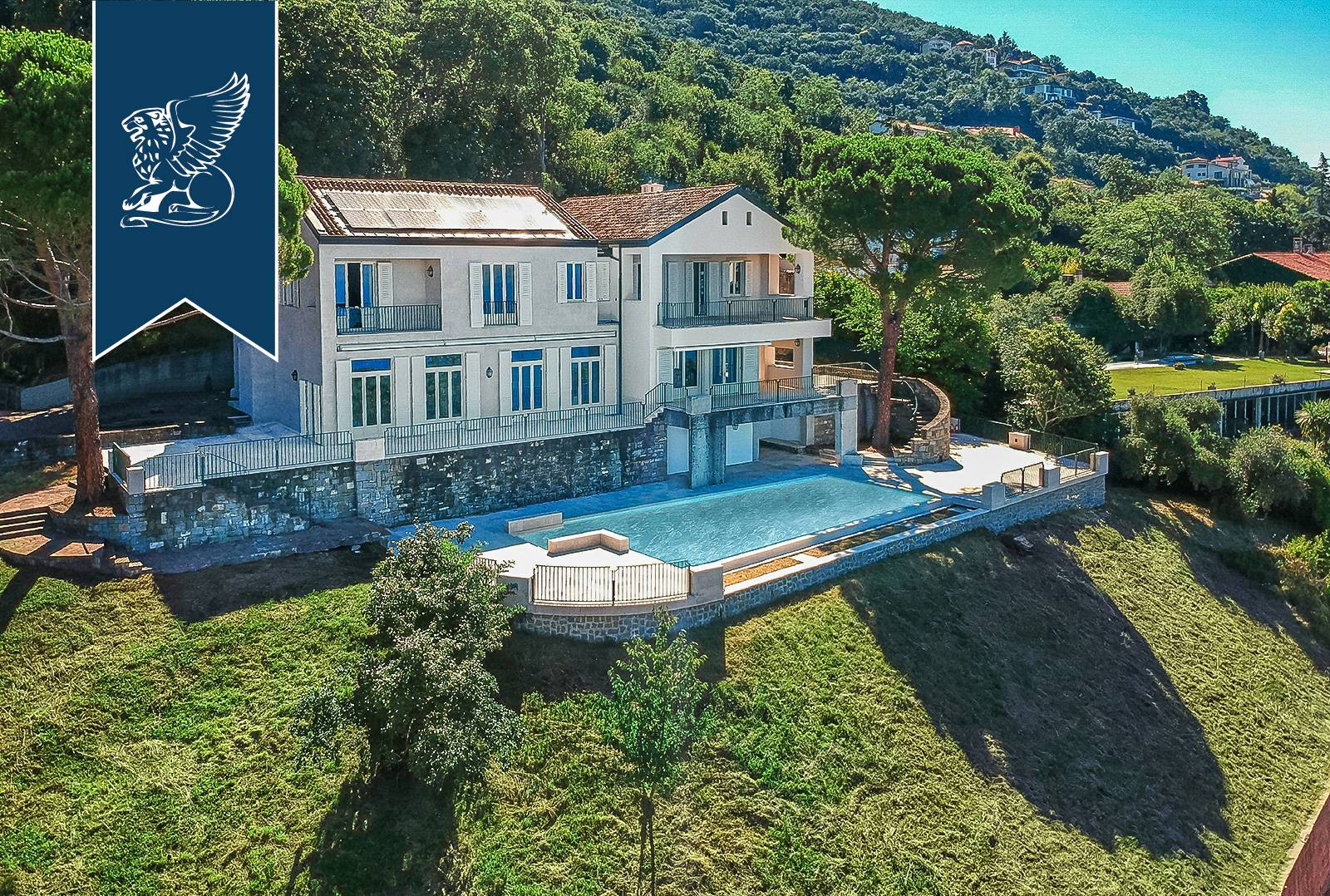 Villa in Vendita a Trieste: 0 locali, 900 mq - Foto 2