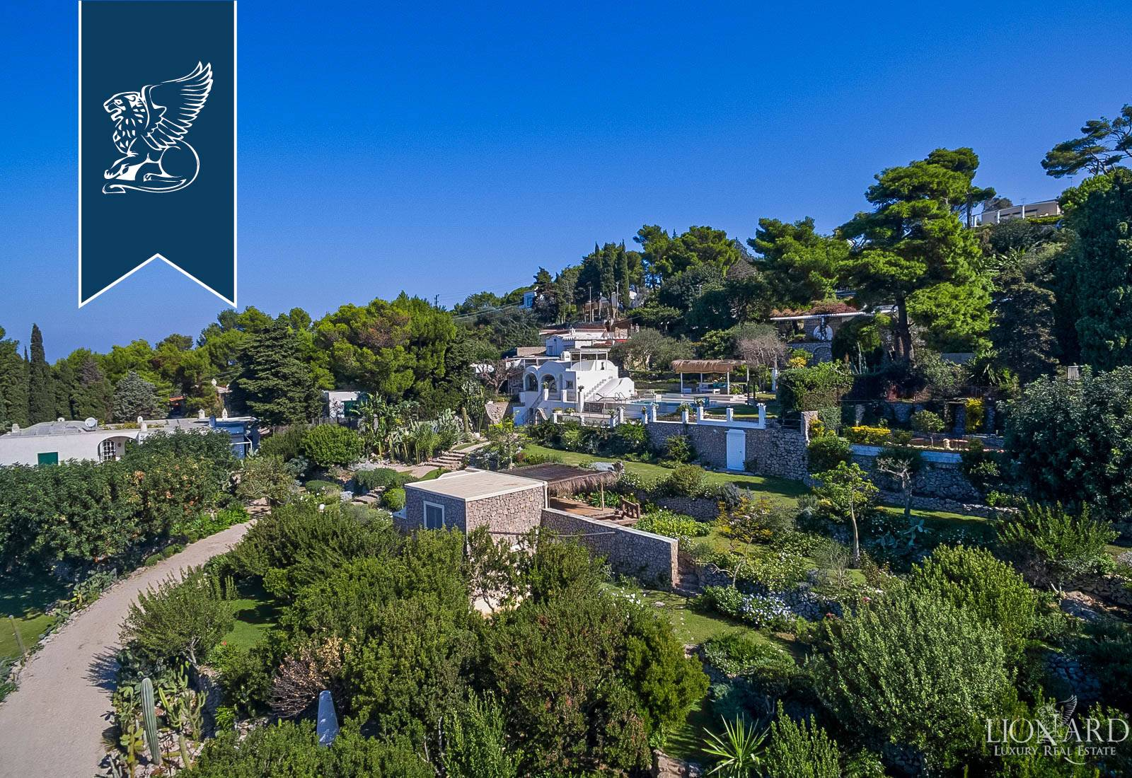 Villa in Vendita a Anacapri: 0 locali, 300 mq - Foto 4