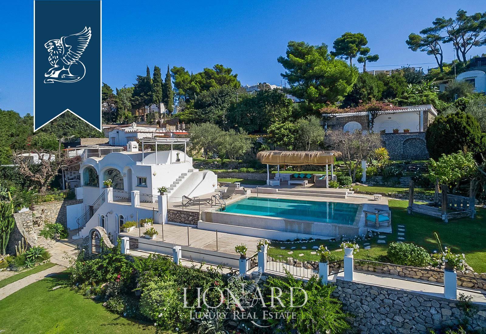 Villa in Vendita a Anacapri: 0 locali, 300 mq - Foto 2