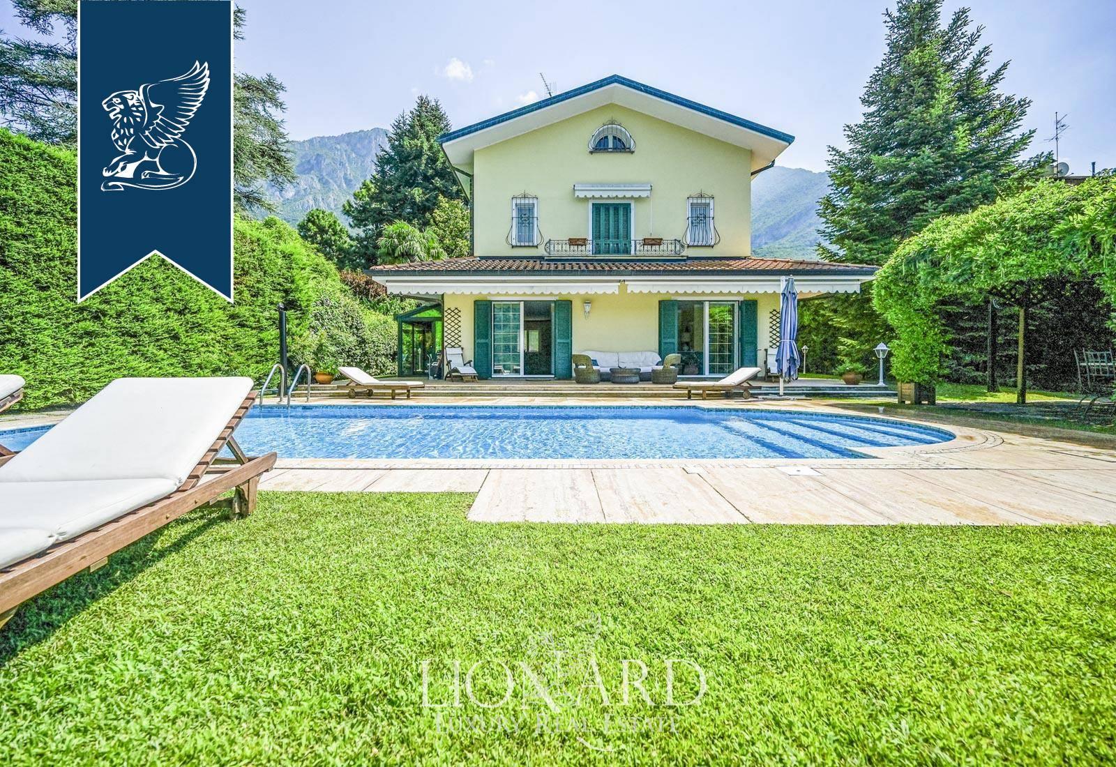 Villa in Vendita a Lierna: 405 mq