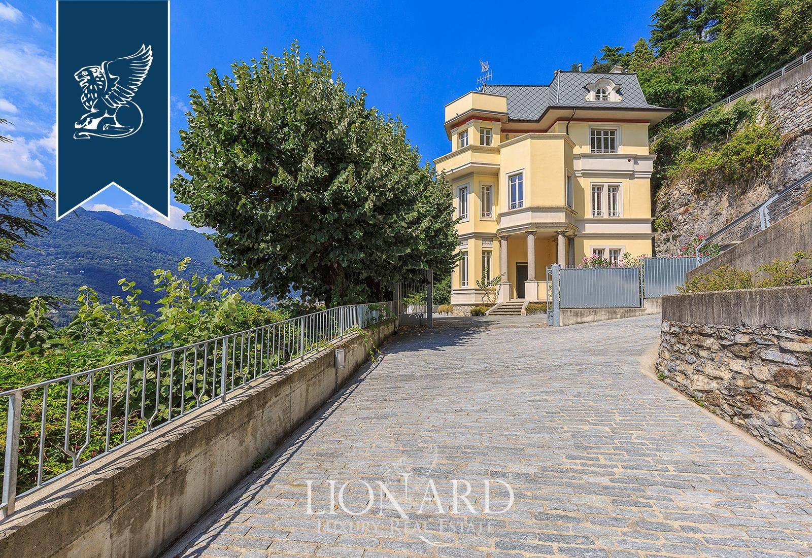 Villa in Vendita a Blevio: 0 locali, 495 mq - Foto 4