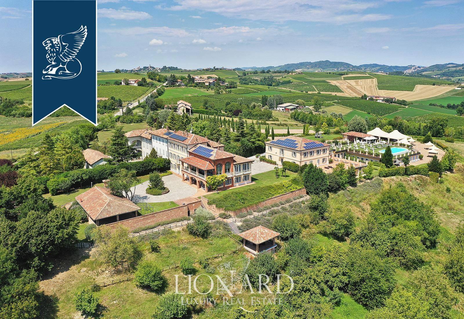 Albergo in Vendita a Vignale Monferrato