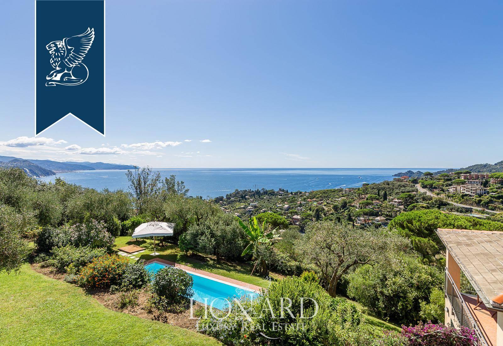 Villa in Vendita a Rapallo: 0 locali, 300 mq - Foto 3