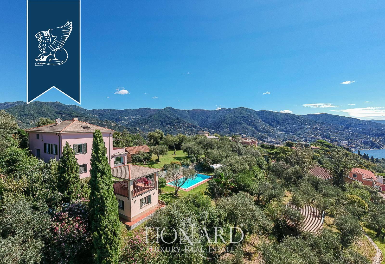 Villa in Vendita a Rapallo: 0 locali, 300 mq - Foto 1