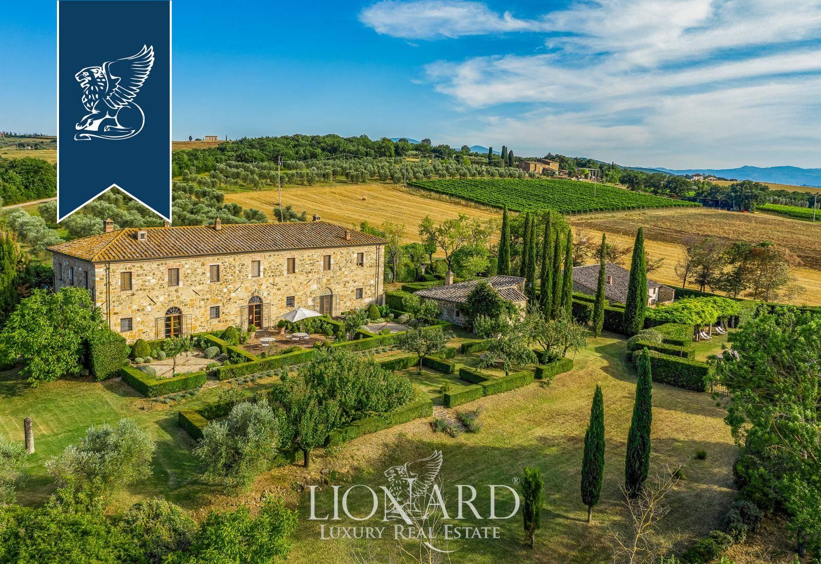 Villa in Vendita a San Quirico D'Orcia: 0 locali, 800 mq - Foto 7